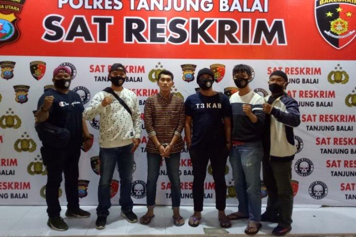 Polres Tanjung Balai amankan pelaku pencabulan terhadap anak bawah umur