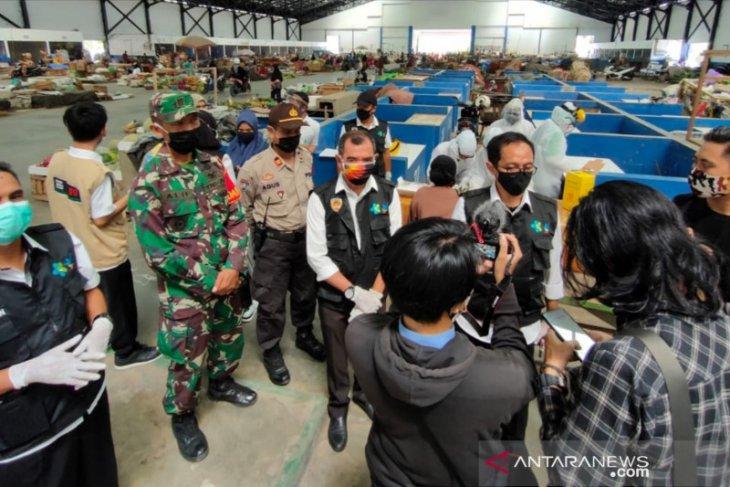 Kasus positif COVID-19 di HST meningkat menjadi 17, penambahan 3 orang di Kecamatan Haruyan