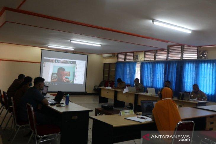 Berikut delapan proposal penelitian yang dibahas Balitbang Kalbar