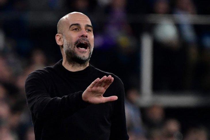 Pep Guardiola: City akan berjuang untuk gelar musim depan