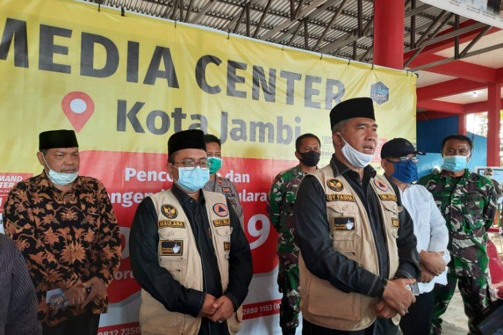 Pemkot Jambi libatkan organisasi keagamaan dalam penanggulangan COVID-19
