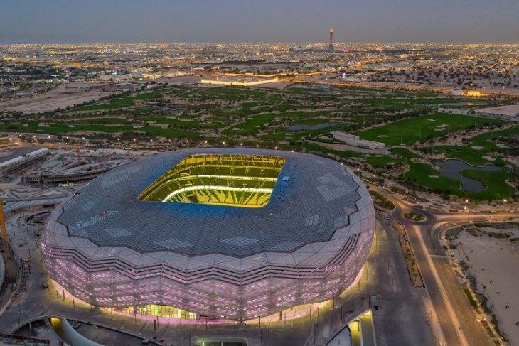 Qatar dedikasikan stadion baru untuk para  pejuang terdepan lawan COVID-19