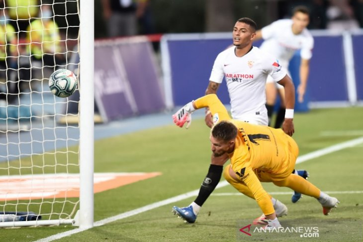 Liga Spanyol: Gol bunuh diri buat Sevilla kehilangan dua poin dari Levante