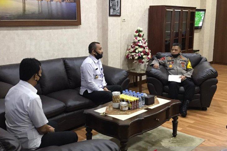 BNNP - Polda Maluku sinergi berantas peredaran narkoba di masyarakat