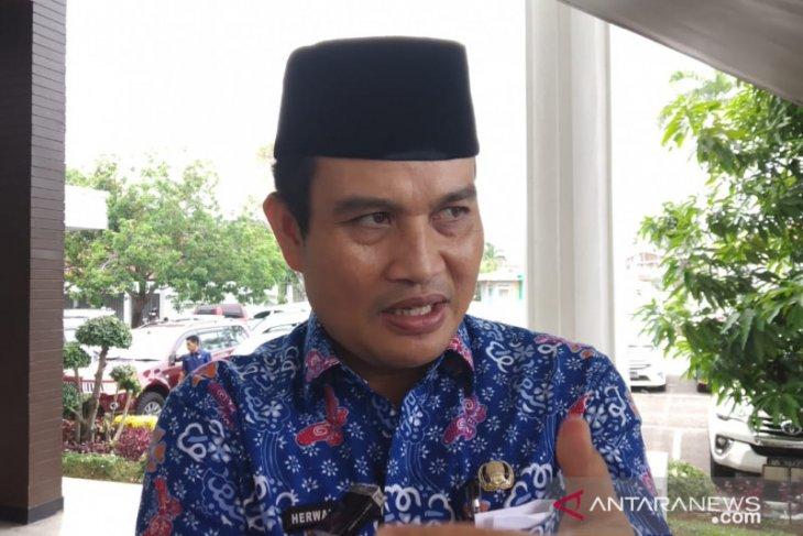 Update 16 Juni: Kasus positif COVID-19 di Bengkulu bertambah tiga orang