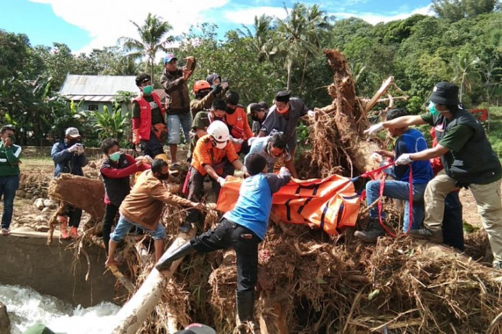 Jasad korban longsor Jeneponto kembali ditemukan tim SAR