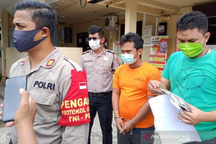 Polsek Banjarmasin Utara tetapkan dua penjambret mahasiswi sebagai tersangka