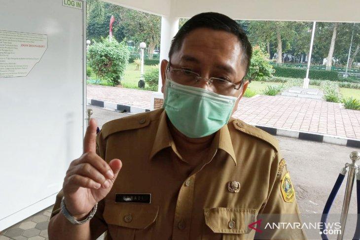Beras bansos COVID-19 di Kabupaten Bogor sudah terdistribusi ke 39 kecamatan