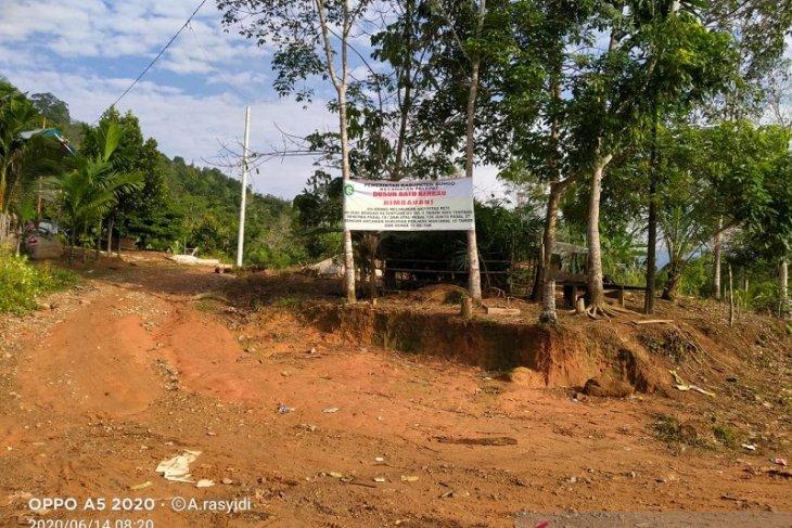 Polres Bungo berantas tambang emas ilegal di Batu Kerbau