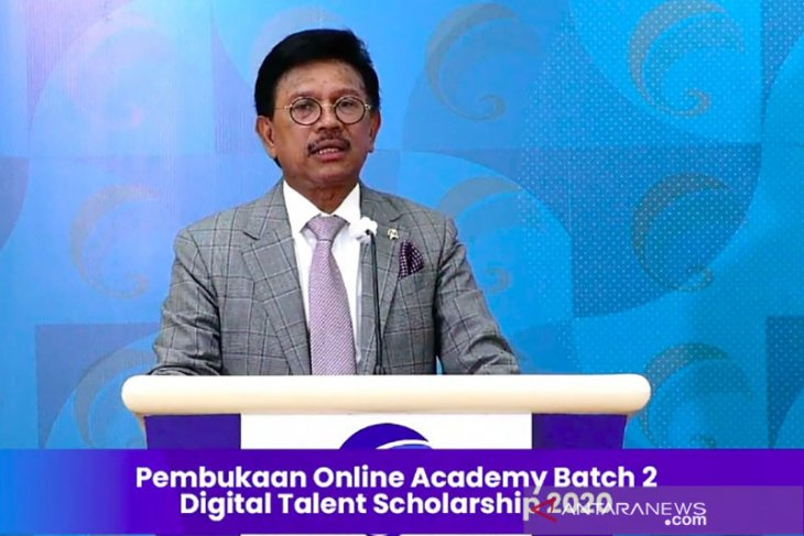 Digital talents boost nation's competitiveness: Minister Plate