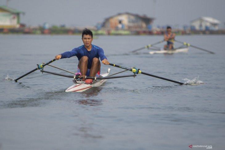 7 pedayung Indonesia ikuti prakualifikasi Olimpiade di Tokyo Jepang