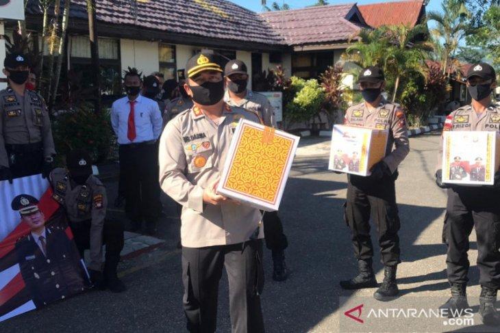 HUT Bhayangkara, Polres Bengkayang gratiskan perpanjangan SIM