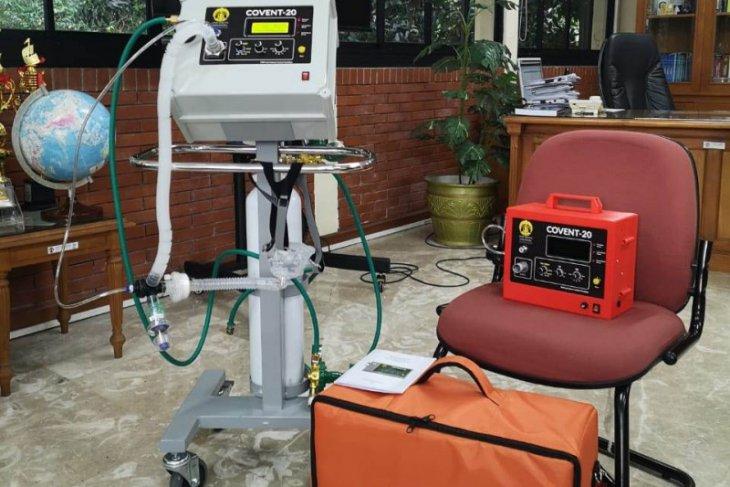 UI siap distribusikan ventilator Transport lokal COVENT-20 ke rumah sakit