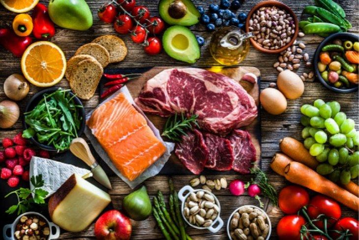 Kiat diet seimbang di tengah pandemi