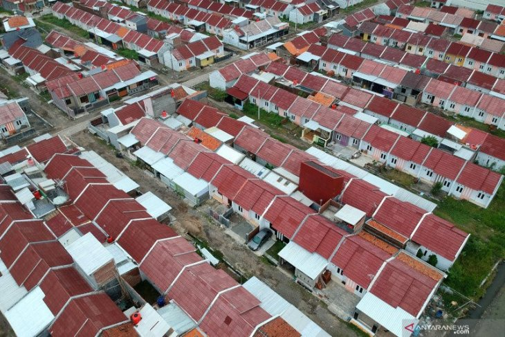 PUPR Ministry to build 1.5 million self-support houses in 2020-2024