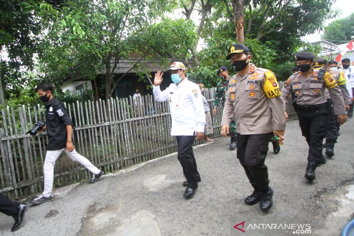 Peninjauan Kampung Tangguh Banua