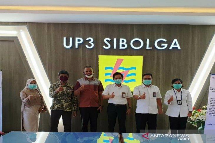 Manajer UP3 PLN Sibolga terima kunker komisi II DPRD Sibolga