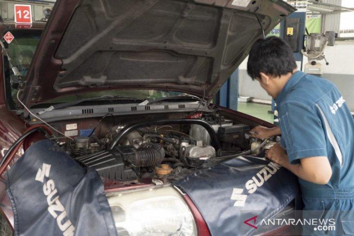 Abaikan, 'Suzuki Peduli COVID' dengan program servis gratis hoaks