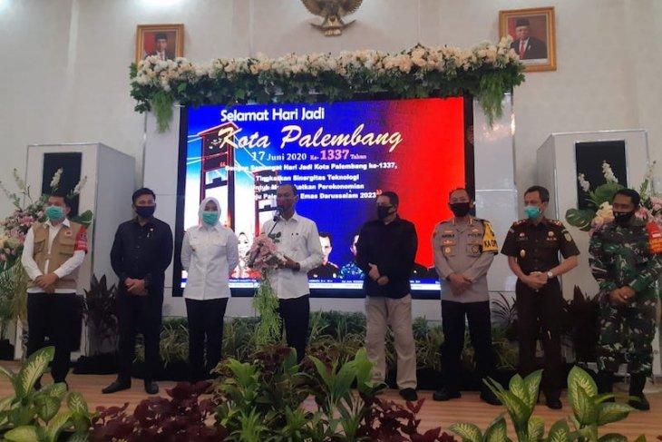 Menuju normal baru, PSBB Palembang resmi dihentikan