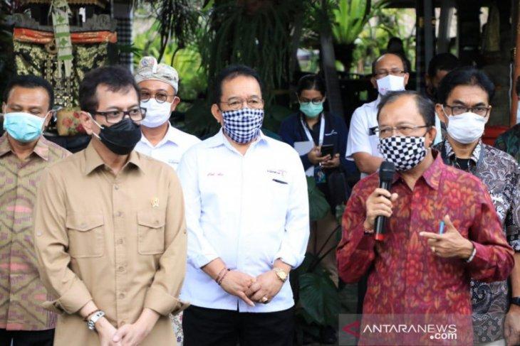 Gubernur: 9 Juli, Bali siapkan tahap pertama Normal Baru