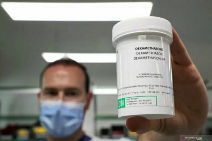Petugas medis: Steroid semestinya ampuh lawan varian baru COVID