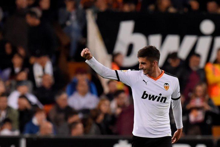 Liga Inggris: pemain anyar Manchester City  Ferran Torres akui ingin ikuti jejak Ronaldo