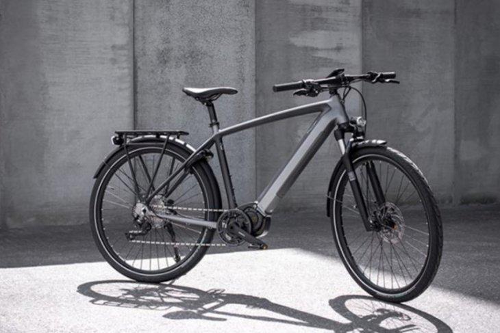 Harga sepeda listrik pertama Triumph di banderol Rp52 juta