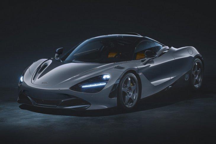 McLaren 720S Le Mans edisi Khusus  dibatasi hanya 50 unit