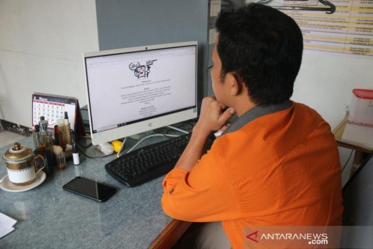 KPU Kota Singkawang luncurkan e-book Pemilu Serentak 2019