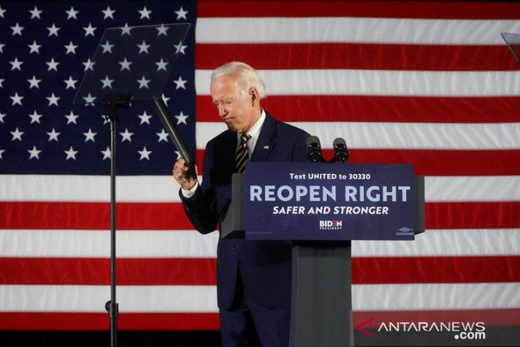 Partai Demokrat berencana gelar konvensi virtual jelang pilpres Amerika Serikat