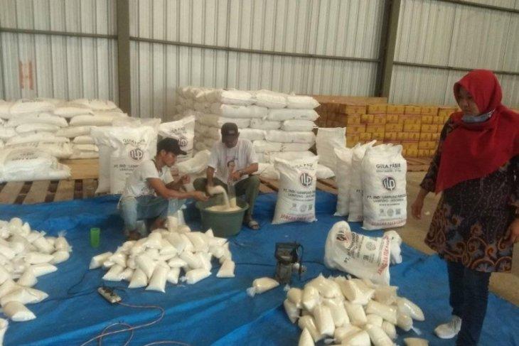 Bulog Lebak-Pandeglang optimalkan operasi pasar gula putih