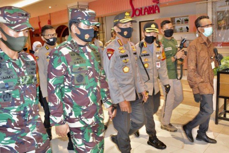 Masuki normal baru, Panglima TNI minta masyarakat  disiplin terapkan protokol kesehatan