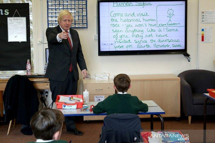 PM Boris: Inggris akan hadapi COVID-19  gelombang kedua