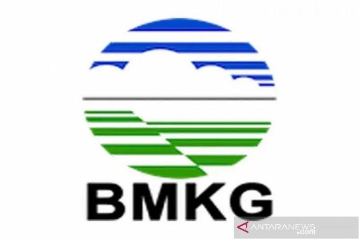 BMKG mengeluarkan peringatan waspada gelombang tinggi di sejumlah perairan Indonesia
