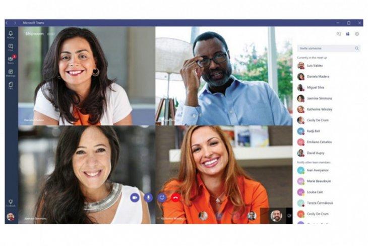 Microsoft hubungkan konferensi video Teams dan Skype