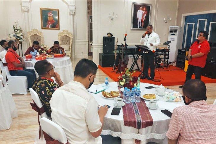 Gubernur Maluku ajak OKP Cipayung plus bersinergi perangi COVID-19