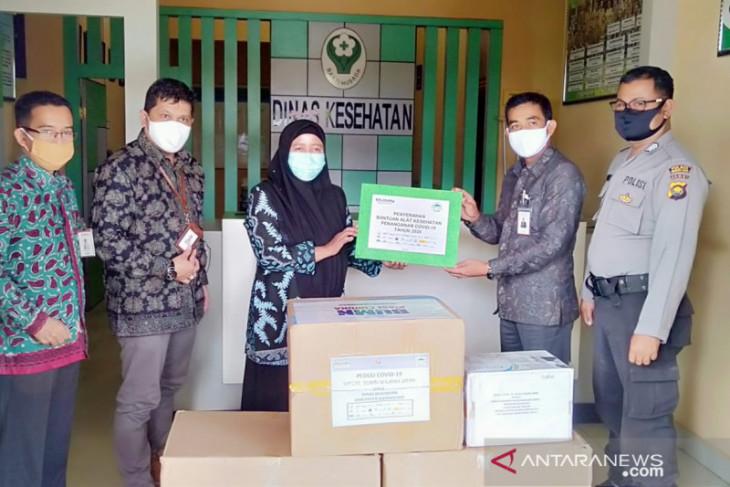 Satgas Bencana BUMN Jambi bantu APD ke Pemkab Batanghari