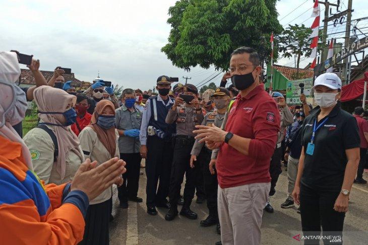 Mensos Juliari P Batubara sebut 18 juta nama di DTKS akan diperbaiki