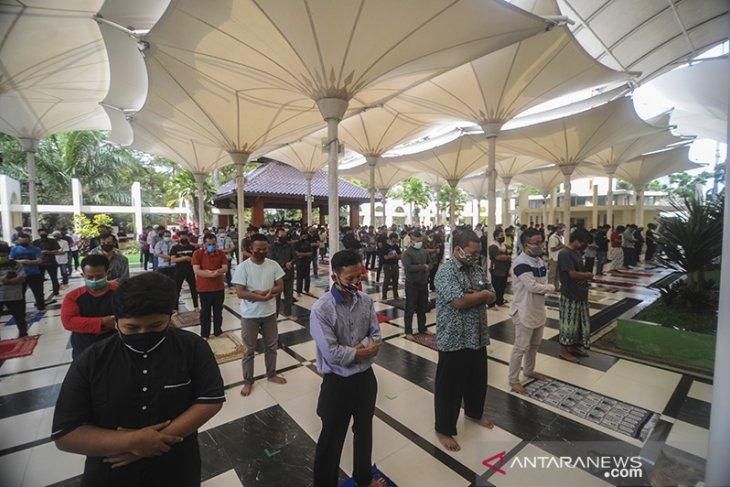 Masjid Agung Cimahi kembali gelar shalat Jumat