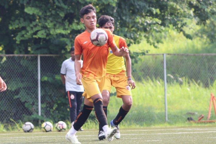 Manajemen   Persija harapkan pemain mudanya jadi tumpuan timnas