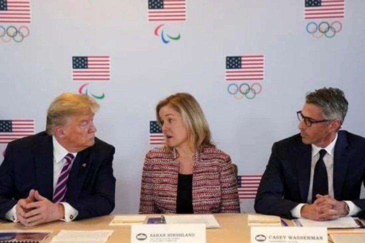 AS buka dua pusat pelatihan Olimpiade setelah ditutup akibat COVID-19
