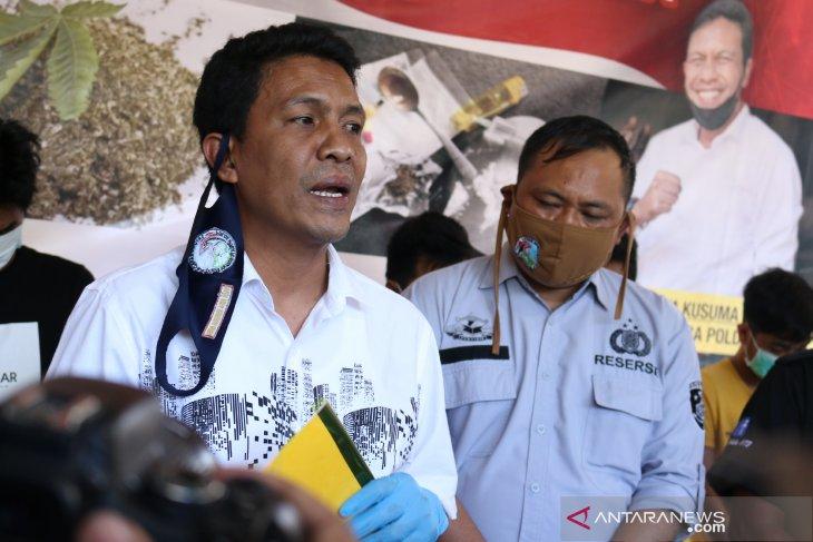 Polisi: Kami siap miskinkan bandar narkoba