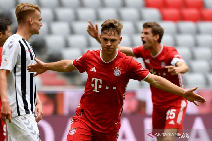 Klasemen  Liga Jerman sebelum putaran terakhir
