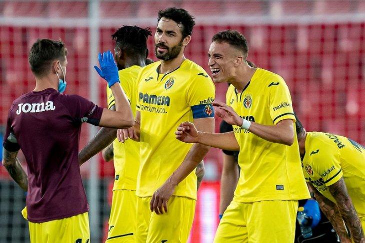 Villarreal menang  1-0 di Granada saat dua tim zona degradasi berbagi poin
