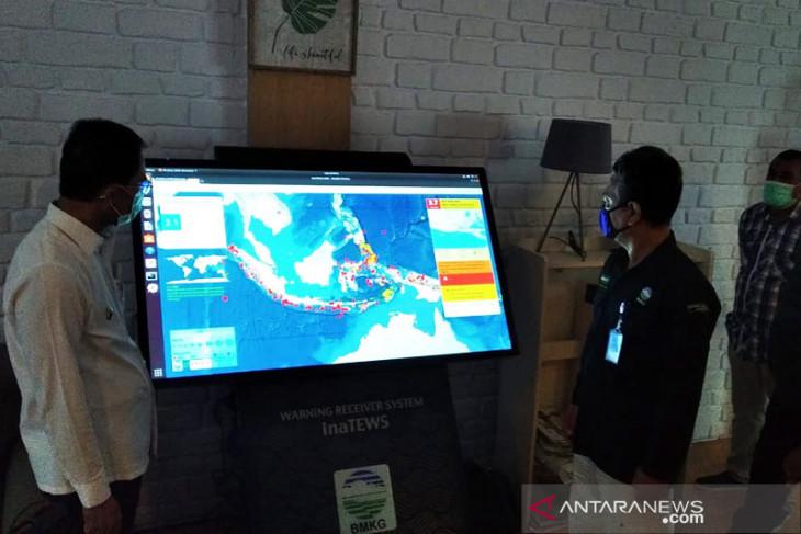 Waspadailah BMKG Tujuh wilayah di Maluku masih berpotensi terjadi cuaca buruk