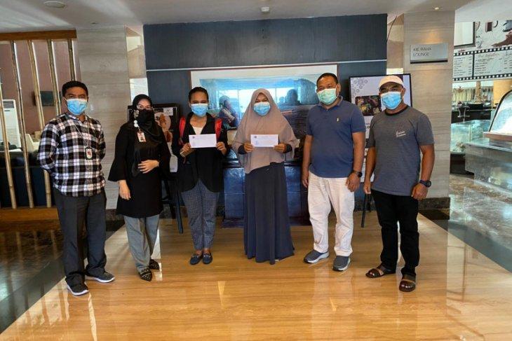 Gustu  Dokter asal Ambon terpapar COVID-19 di Ternate  dinyatakan sembuh