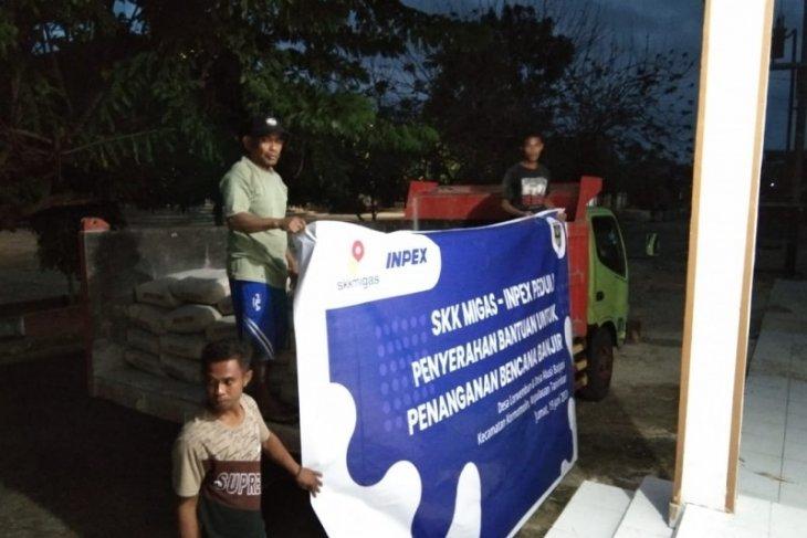 SKK Migas dan INPEX salurkan bantuan untuk korban banjir di KKT