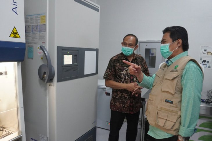 RSUD Sidoarjo segera operasikan mesin PCR