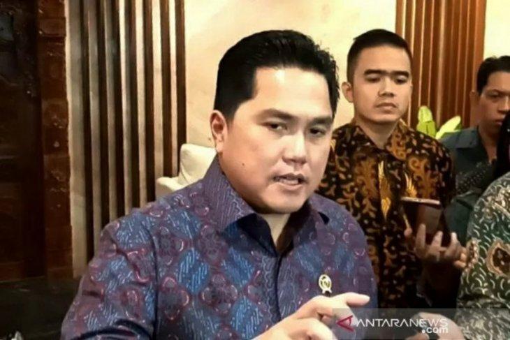 Menteri Erick: Dibayangi COVID-19, dividen BUMN masih jadi KPI