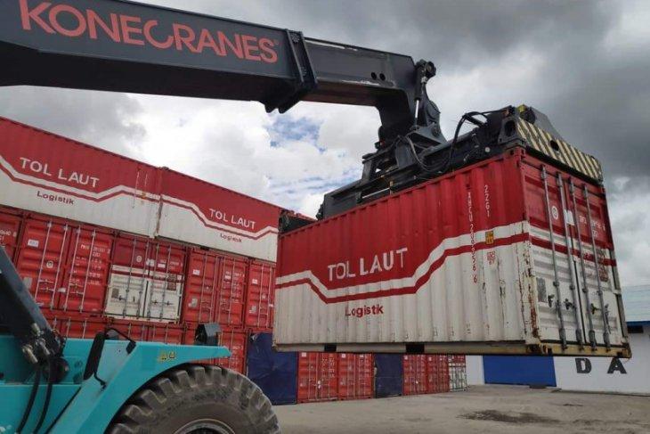 Kemenhub jamin distribusi logistik lewat tol laut terus lancar